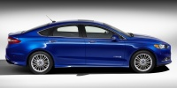 2016 Ford Fusion Pictures