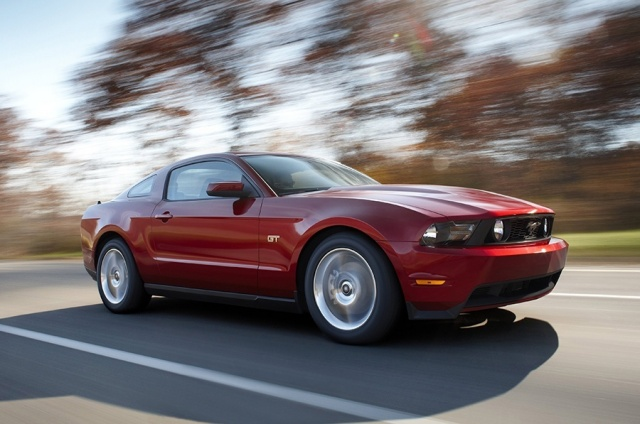 2010 Ford  Mustang Picture