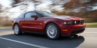 2010 Ford Mustang V6, V8 GT, Shelby GT500 Review