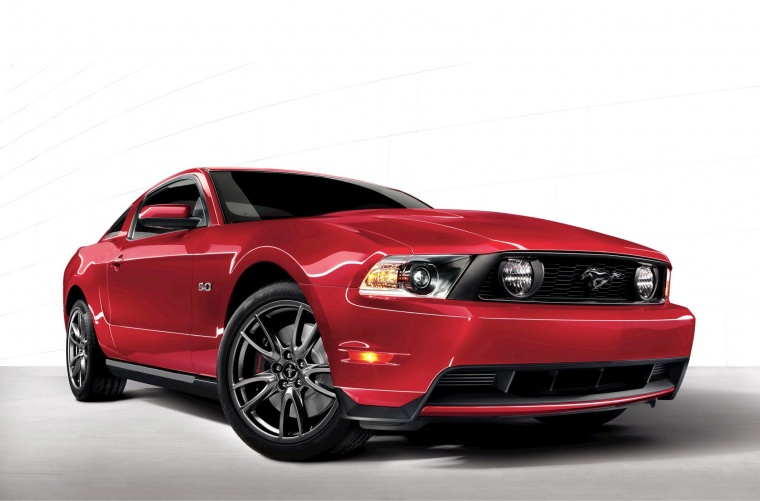 2011 Ford Mustang GT Coupe Picture