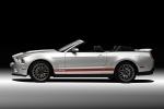 Picture of 2011 Shelby GT500 Convertible in Performance White