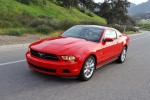 Picture of 2011 Ford Mustang V6 Coupe in Race Red