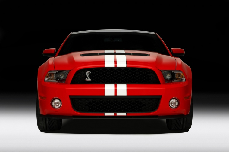 2012 Shelby GT500 Coupe Picture
