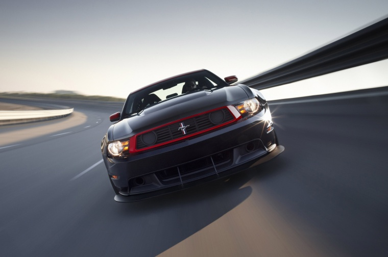 2012 Ford Mustang Boss 302 Coupe Picture