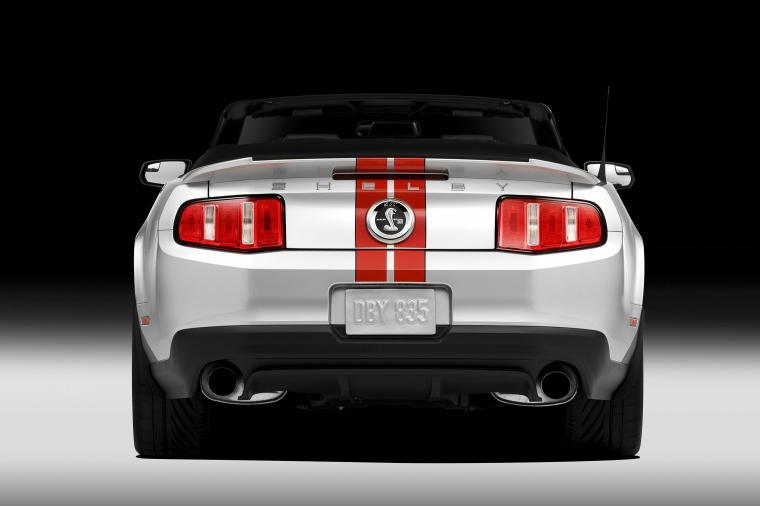 2012 Shelby GT500 Convertible Picture