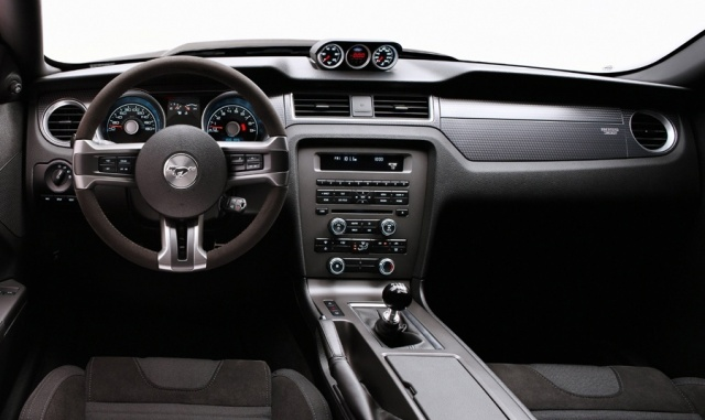 2012 Ford  Mustang Picture