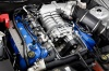 2012 Shelby GT500 5.4-liter V8 supercharged Engine Picture