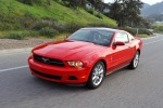 Picture of 2012 Ford Mustang V6 Coupe in Race Red