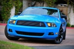 Picture of 2012 Ford Mustang V6 Coupe in Grabber Blue