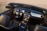 Picture of 2012 Ford Mustang Convertible Interior
