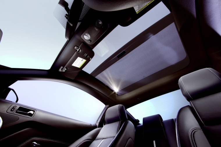 2013 ford mustang gt coupe glass roof picture pic image. Black Bedroom Furniture Sets. Home Design Ideas