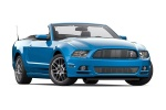 Picture of 2013 Ford Mustang V6 Convertible in Grabber Blue