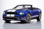 Picture of 2013 Shelby GT500 Convertible in Deep Impact Blue Metallic
