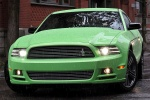 Picture of 2013 Ford Mustang GT Coupe in Gotta Have It Green Metallic Tri-Coat