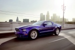 Picture of 2014 Ford Mustang GT Coupe in Deep Impact Blue Metallic
