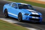 Picture of 2014 Shelby GT500 Coupe in Grabber Blue