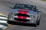 Picture of 2014 Shelby GT500 Convertible in Ingot Silver Metallic