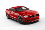 2015 Ford Mustang GT Fastback in Race Red - Static Front Right Three-quarter View