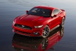 2015 Ford Mustang GT Fastback in Race Red - Static Front Left View