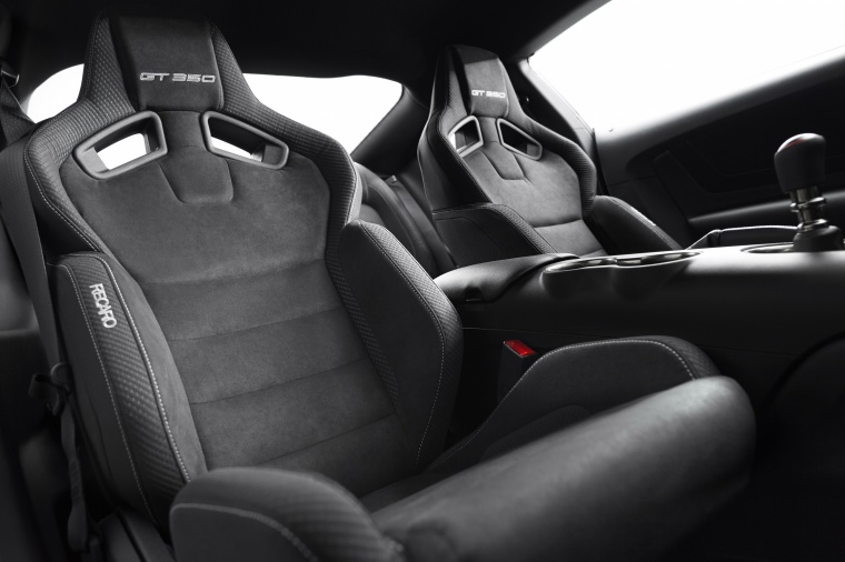 2016 Shelby GT350 Front Seats Picture