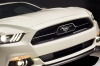 2016 Ford Mustang EcoBoost Fastback Front Fascia Picture