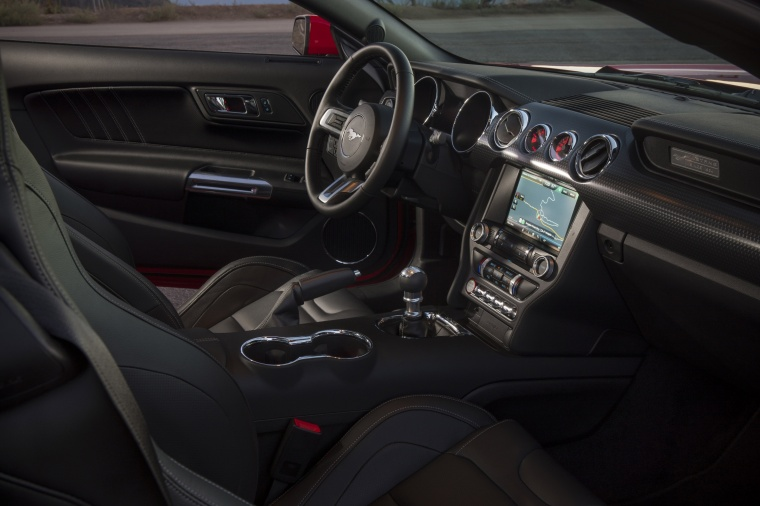 2017 Ford Mustang EcoBoost Fastback Interior Picture