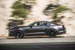 2017 Ford Mustang GT Fastback in Guard Metallic - Driving Side View
