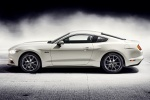 2017 Ford Mustang EcoBoost Fastback in Oxford White - Static Side View