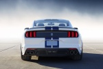 2017 Shelby GT350 in Oxford White - Static Rear View