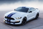 2017 Shelby GT350 in Oxford White - Static Front Left View