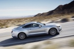 2017 Ford Mustang GT Fastback in Ingot Silver Metallic - Driving Side View