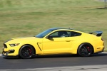 2017 Shelby GT350 R in Triple Yellow Tri-Coat - Driving Side View