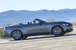 2017 Ford Mustang GT Convertible in Magnetic Metallic - Driving Side View