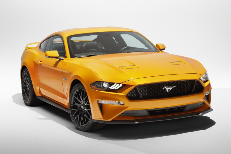 2018 Ford Mustang GT Fastback Performance Pack 1 Picture
