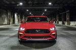2018 Ford Mustang GT Fastback Performance Pack 2 in Race Red - Static Frontal View