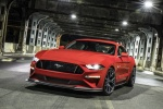 2018 Ford Mustang GT Fastback Performance Pack 2 in Race Red - Static Front Left View