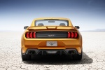 2018 Ford Mustang GT Fastback Performance Pack 1 in Orange Fury Metallic Tri-Coat - Static Rear View