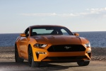2018 Ford Mustang GT Fastback Performance Pack 1 in Orange Fury Metallic Tri-Coat - Static Front Right View