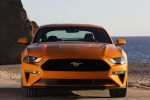 2018 Ford Mustang GT Fastback Performance Pack 1 in Orange Fury Metallic Tri-Coat - Static Frontal View