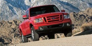 2010 Ford Ranger Reviews / Specs / Pictures / Prices