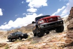 2011 Ford Ranger in Torch Red - Static