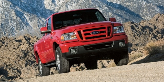 2011 Ford Ranger Pictures