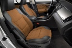 Picture of 2010 Ford Taurus SHO Front Seats