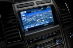 Picture of 2010 Ford Taurus Navigation Screen