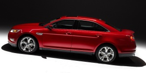 2010 Ford Taurus Pictures