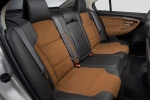 2011 Ford Taurus SHO Rear Seats
