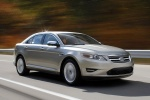2011 Ford Taurus Limited in Ingot Silver Metallic - Driving Front Right Three-quarter View