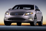2011 Ford Taurus Limited in Ingot Silver Metallic - Static Front Left View