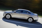 2011 Ford Taurus Limited in Ingot Silver Metallic - Driving Side View