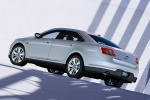 2011 Ford Taurus Limited in Ingot Silver Metallic - Static Rear Left View